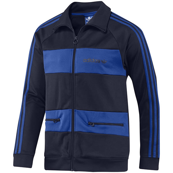You are browsing images from the article: Adidas Beckenbauer Track Jacket - Legendink / Trueblue