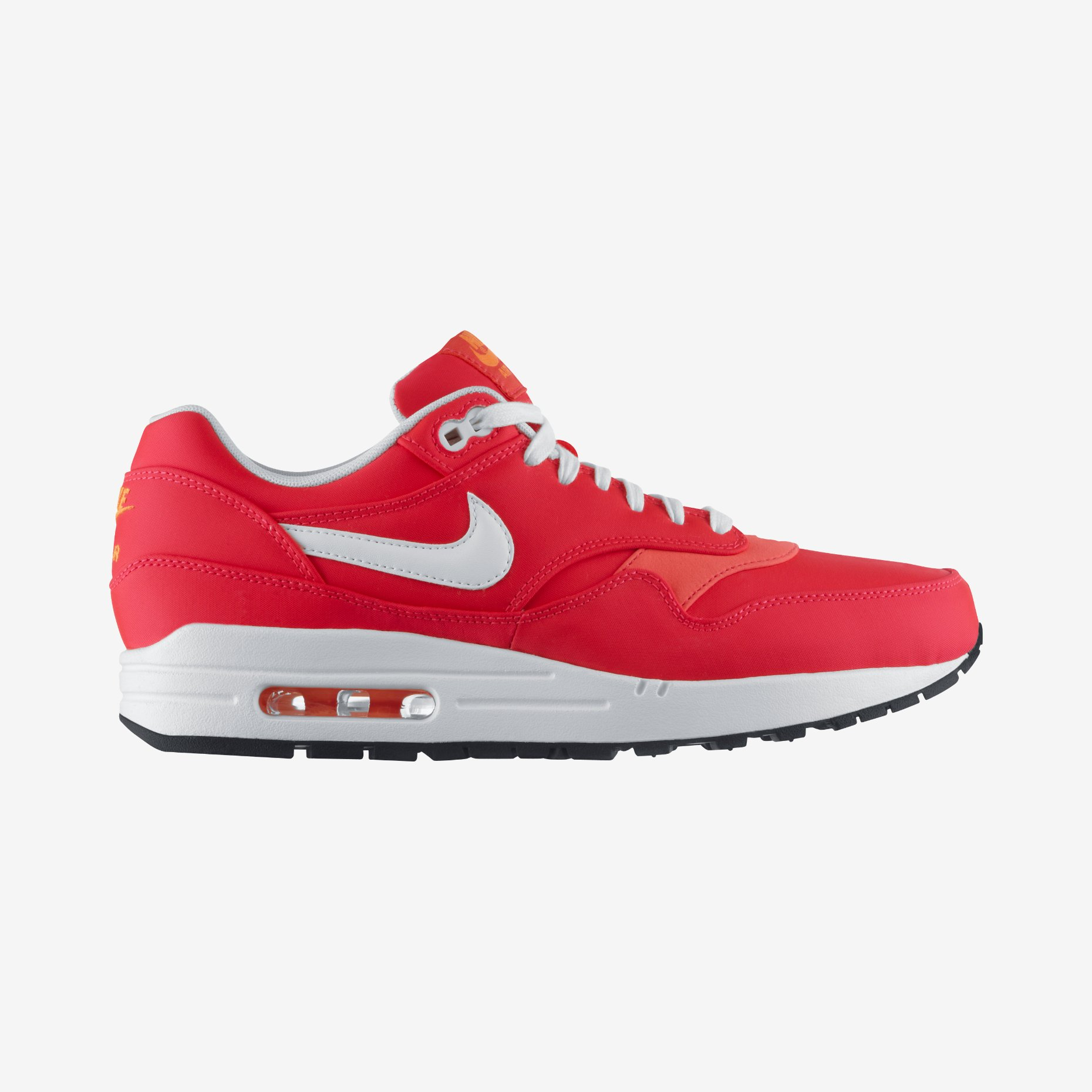 nike air max 1 premium qs hyper punch total orange. Black Bedroom Furniture Sets. Home Design Ideas