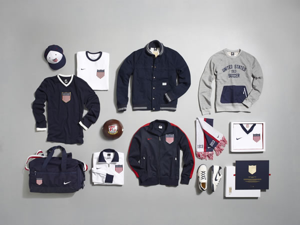 Nike Sportswear USA Centennial Collection