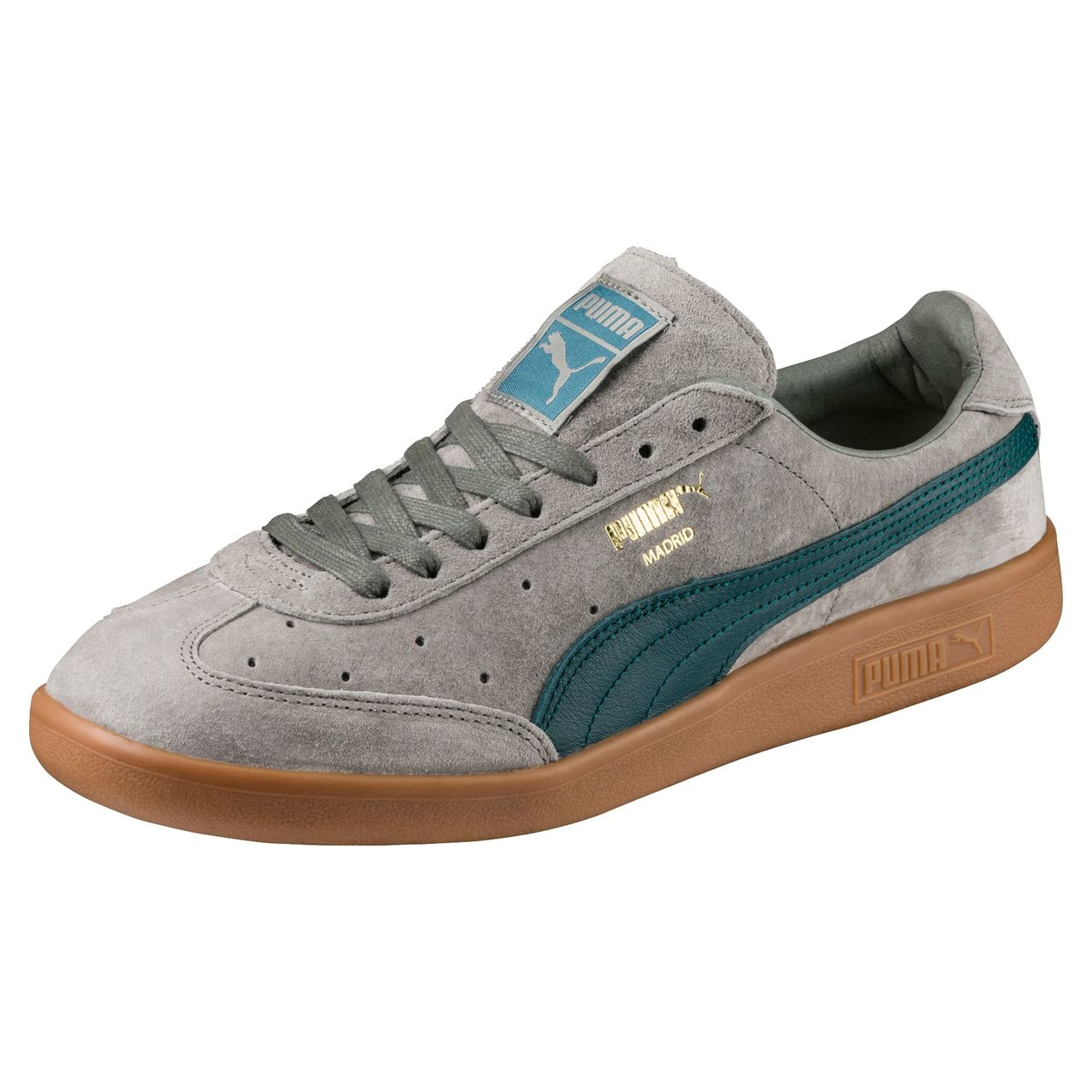 Puma MADRID 2L AGAVE GREEN DEEP TEAL GOLD