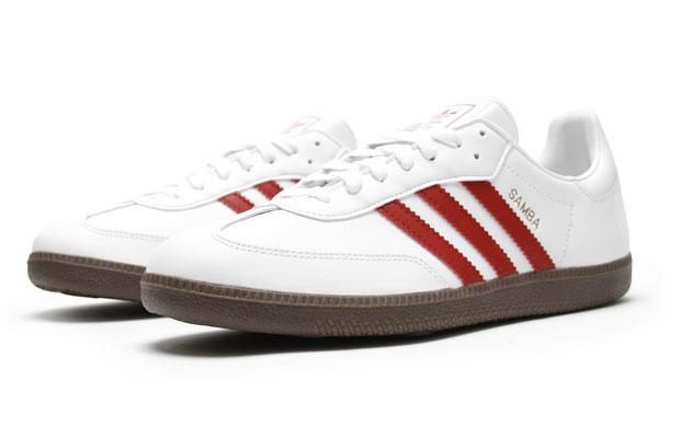 You are browsing images from the article: Adidas Originals Samba Spring 2011 Lineup