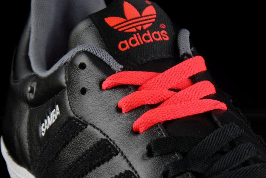You are browsing images from the article: Adidas Originals - Samba TF Personalisation Pack