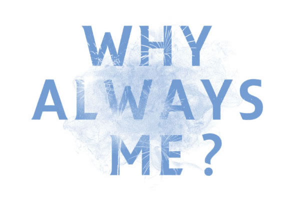 Umbro 'Why Always Me?' T-Shirt