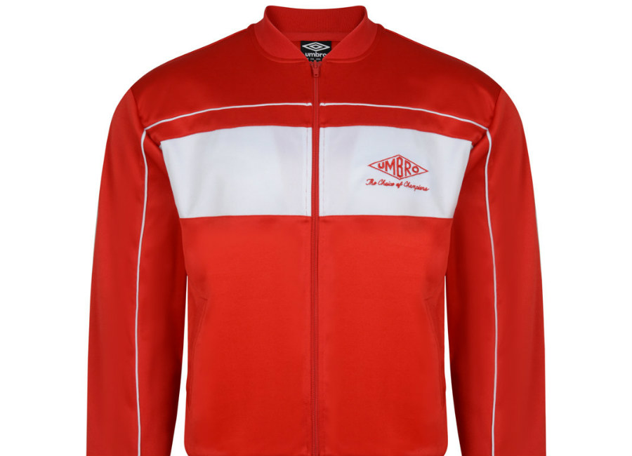 Umbro Choice Of Champions Track Jacket - Red / White
